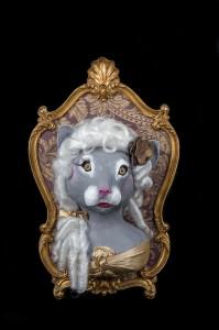 Marie Antoinette la chatte